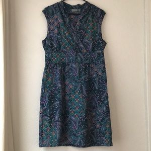 Athleta patterned dress